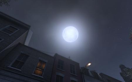 Еще луна