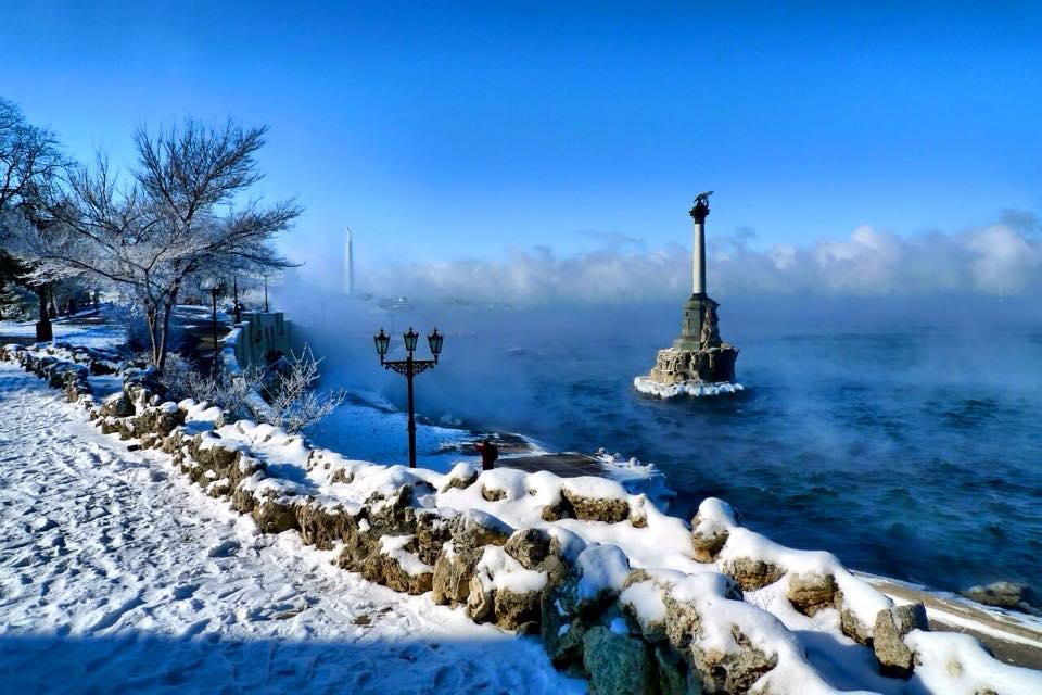 Куда сходить зимой в Севастополе, или топ-3 самых интересных мест города