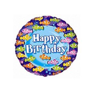 Первый день рождения Аквариума